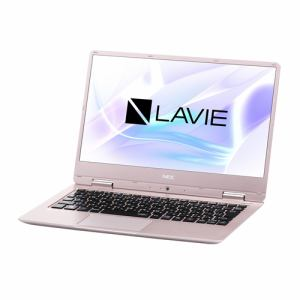 NEC PC-NM550KAG モバイルパソコン LAVIE Note Mobile  メタリックピンク