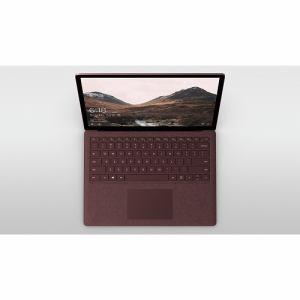 マイクロソフト DAJ-00086 Surface Laptop (i7 / 256GB / 8GB モデル)   バーガンディ