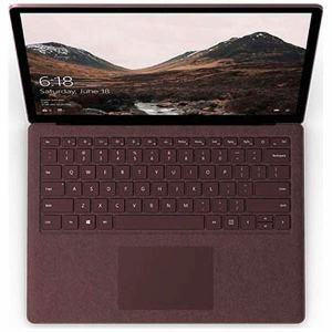 マイクロソフト DAL-00086 Surface Laptop (i7 / 512GB / 16GB モデル)   バーガンディ