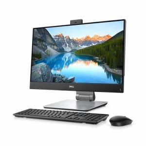 DELL FI77T-8NHBCL デスクトップパソコン Inspiron 24 5000 5477  シルバー