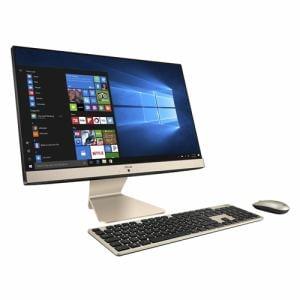 ASUS V222UBK-I5MX110 スリムタイプ液晶一体型パソコン Vivo AiOシリーズ  ブラック