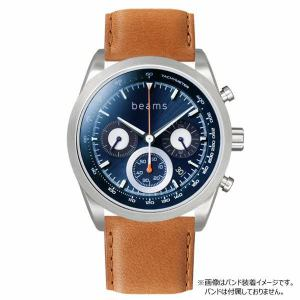 ソニー WNW-HCS02-S wena wrist Chronograph Solar Silver beams edition