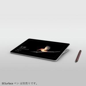 マイクロソフト MHN-00014 Surface Go 64GB 4GB モデル   シルバー