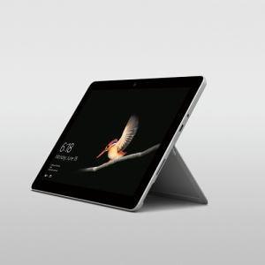 マイクロソフト MCZ-00014 Surface Go 128GB 8GB モデル   シルバー