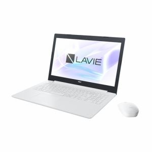 NEC PC-NS150KAW ノートパソコン LAVIE Note Standard  カームホワイト