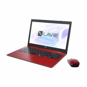 NEC PC-NS150KAR ノートパソコン LAVIE Note Standard  カームレッド