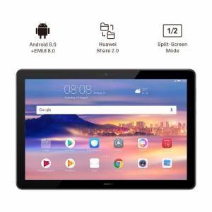 HUAWEI(ファーウェイ) MediaPad T5 10 / AGS2-W09 / WiFi / Black / 16G