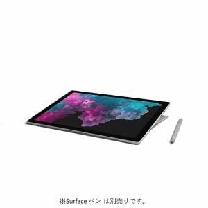 マイクロソフト KJV00014 Surface Pro 6 i7/16GB/512GB   シルバー
