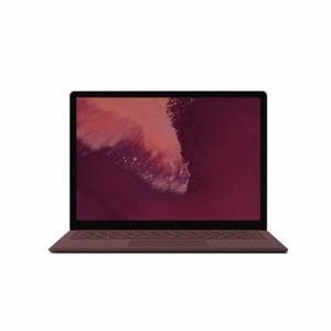 マイクロソフト LQN00037 Surface Laptop 2 i5/8GB/256GB   バーガンディ