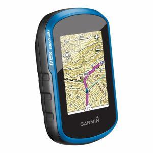 ガーミン eTrex Touch 25J 132518 3軸コンパス内蔵カラータッチパネルハンドヘルドGPS
