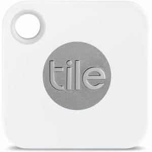 タイル(TILE) Mate (電池交換版) RT-13001-AP/毎日使うものをすぐに見つけてくれる最新のBluetoothトラッカー