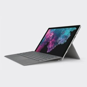 マイクロソフト LJM-00011 数量限定 Surface Pro 6 i5/8GB/256GB タイプカバー プラチナ同梱版   シルバー