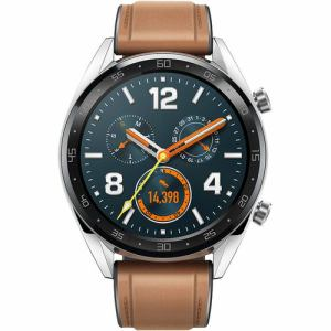 HUAWEI(ファーウェイ) Wathc GT Classic/Saddle Brown/55023440 WATCH GT CLASSIC/SAD