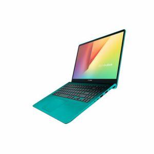 ASUS S530UA-825FG ノートパソコン ASUS VivoBook S シリーズ ファーマメントグリーン