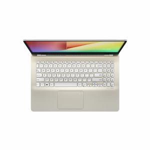 ASUS S530UA-825IG ノートパソコン ASUS VivoBook S シリーズ アイシクルゴールド