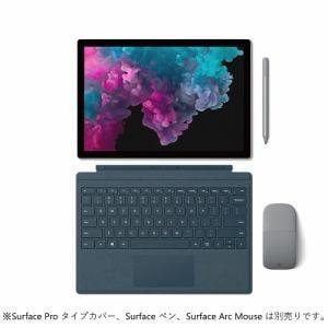 マイクロソフト LGP-00017 Surface Pro 6 i5/8GB/128GB   プラチナ