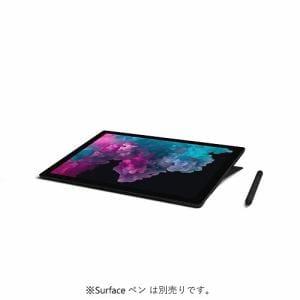 マイクロソフト KJT-00028 Surface Pro 6 i5/8GB/256GB   ブラック