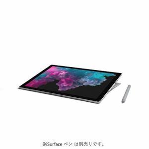 マイクロソフト KJV-00027 Surface Pro 6 i7/16GB/512GB   プラチナ