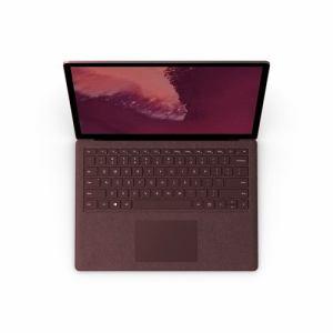 マイクロソフト LQN-00060 Surface Laptop 2 i5/8GB/256GB   バーガンディ