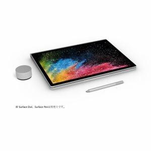 マイクロソフト HNN-00035 Surface Book 2 13インチ i7/16GB/1TB dGPU   プラチナ