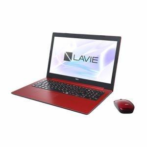 NEC PC-NS700MAR ノートパソコン LAVIE Note Standard カームレッド
