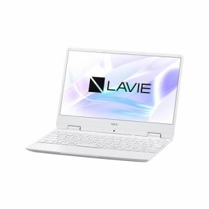 NEC PC-NM550MAW モバイルパソコン LAVIE Note Mobile パールホワイト