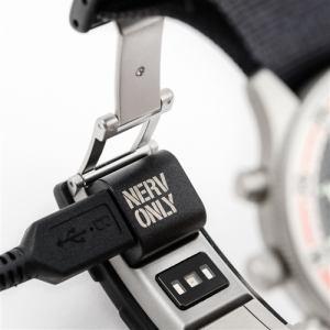 ソニー WNW-SA-NERVB Chronograph WENA WRIST  ブラック