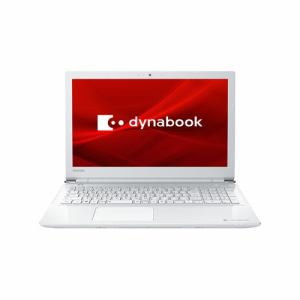 Dynabook P1T4KPBW ノートパソコン dynabook T4/KW  リュクスホワイト