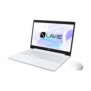 NEC PC-NS150NAW ノートパソコン LAVIE Note Standard  カームホワイト