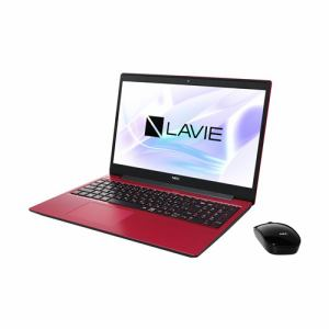 NEC PC-NS150NAR ノートパソコン LAVIE Note Standard  カームレッド