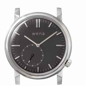 ソニー WNW-HT21 S Three Hands WENA WRIST  シルバー