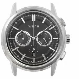 ソニー WNW-HC21 S Chronograph WENA WRIST  シルバー
