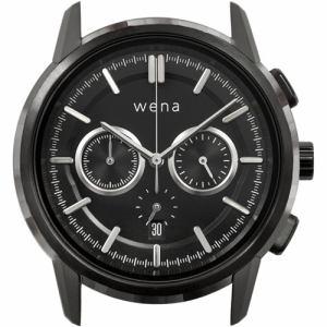 ソニー WNW-HC21 B Chronograph WENA WRIST  ブラック