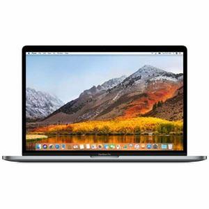 アップル(Apple) MV902J/A MacBook Pro Touch Bar搭載 15インチ 2.6GHz 6コアIntel Core i7プロセッサ 256GB スペースグレイ