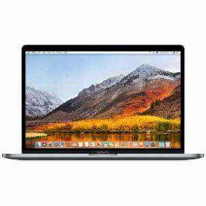 アップル(Apple) MV912J/A MacBook Pro Touch Bar搭載 15インチ 2.3GHz 8コアIntel Core i9プロセッサ 512GB スペースグレイ