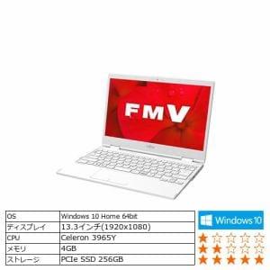 富士通 FMVM35D2W モバイルパソコン FMV LIFEBOOK  プレミアムホワイト