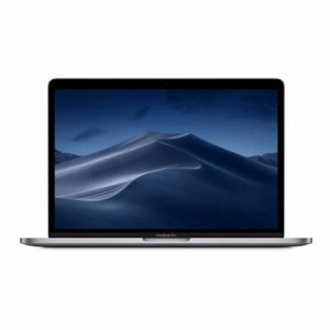 アップル(Apple) MUHN2J/A MacBook Pro 13インチ Touch Bar搭載モデル 第8世代1.4GHzクアッドコアIntel Core i5プロセッサ 128GB スペースグレイ