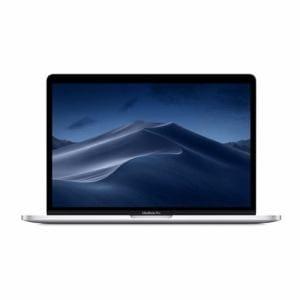 アップル(Apple) MUHQ2J/A MacBook Pro 13インチ Touch Bar搭載モデル 第8世代1.4GHzクアッドコアIntel Core i5プロセッサ 128GB シルバー