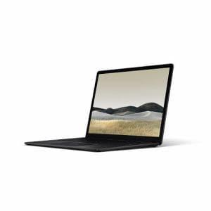 Microsoft VGS-00039 ノートパソコン Surface Laptop 3 13.5インチ i7/16GB/512GB  ブラック