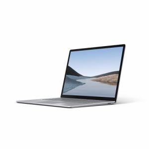 Microsoft VGZ-00018 ノートパソコン Surface Laptop 3 15インチ Ryzen 5/8GB/256GB  プラチナ