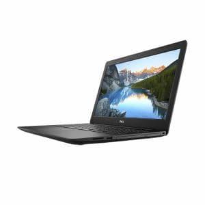 DELL NI55S-9WHBB ノートパソコン Inspiron 15 3000 15.6インチ クアッドコア Intel Core i5 8GB SSD 256GB ブラック