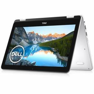 DELL MI41C-9WLW モバイルノートパソコン Inspiron 11 3000 2-in-1 11.6インチ デュアルコア AMD A9 4GB eMMC 64GB ホワイト