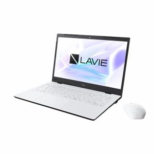 NEC PC-HM750PAW ノートパソコン LAVIE Home Mobile パールホワイト