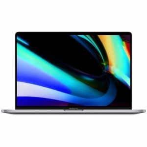 アップル(Apple) MVVJ2J/A MacBookPro 16インチ Touch Bar搭載モデル 2.6GHz 6コアIntel Core i7 512GB スペースグレイ