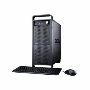 マウスコンピューター PCYDVI97GP22D19L クリエイターデスクトップパソコン DAIV  ブラック