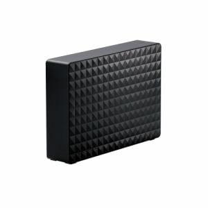エレコム SGD-NZ020UBK 外付けハードディスク 2TB ブラック