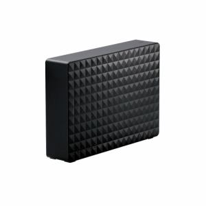 エレコム SGD-NZ040UBK 外付けハードディスク 4TB ブラック