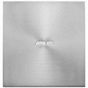 ASUS SDRW-08U9M-U/SIL/G/AS/P2G USB2.0 ポータブルDVDドライブ シルバー