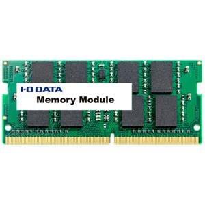 IOデータ SDZ2133-8G PC4-17000(DDR4-2133) 260pin DDR4 SDRAM S.O.DIMM 8GB SDZ2133シリーズ