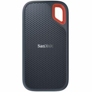 サンディスク エクストリーム ポータブルSSD250GB SDSSDE60-250G-J25 / 3年保証 / PS4メーカー動作確認済